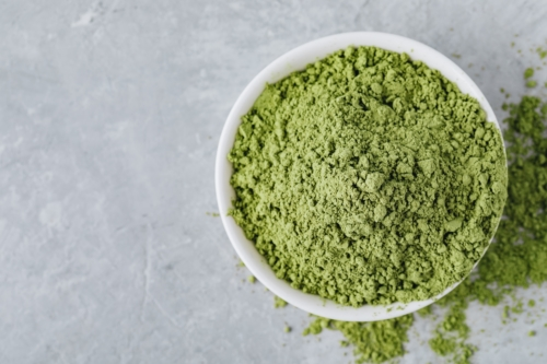White Veined Vietnam Kratom Powder