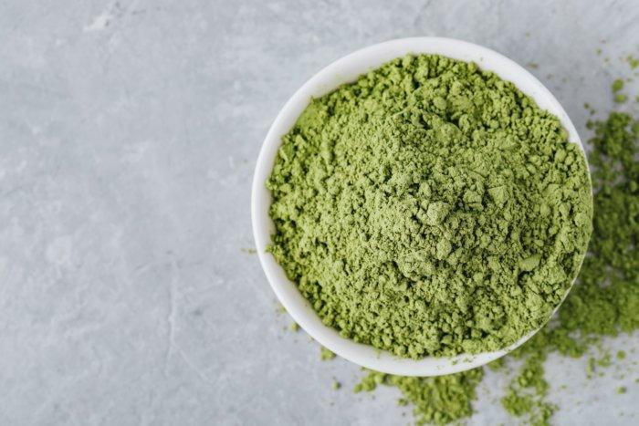 White Veined Vietnam Kratom Powder