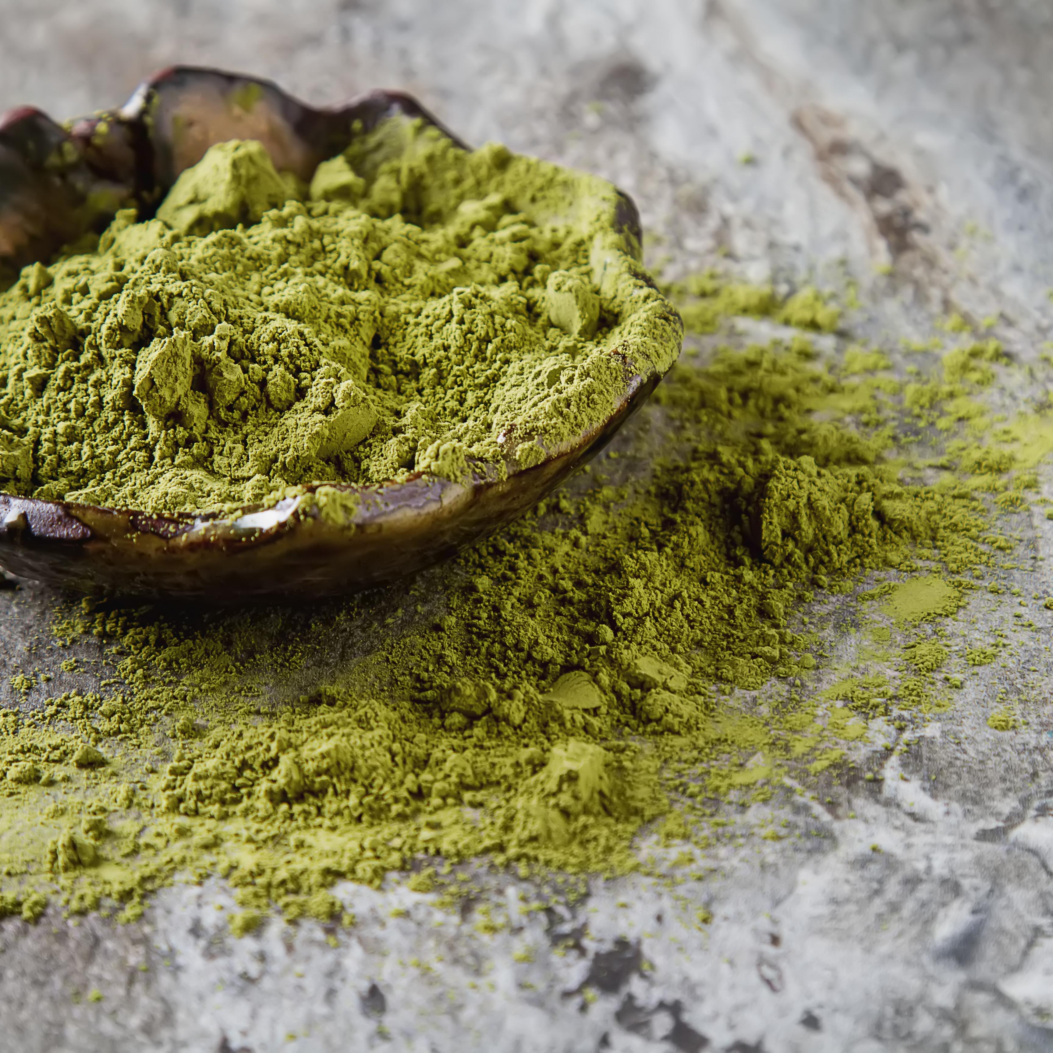 Green Veined Vietnam Kratom Powder