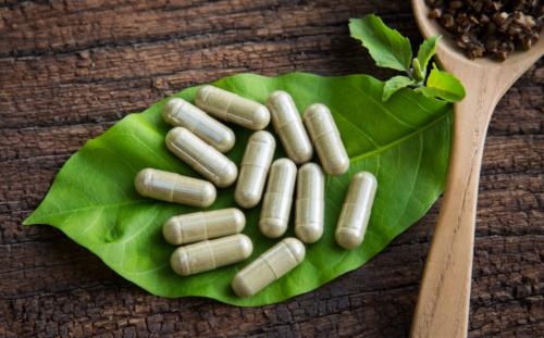Green Veined Vietnam Kratom Capsules