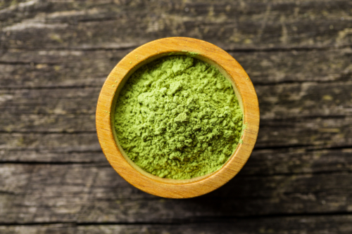 Green Veined Bali Kratom Powder