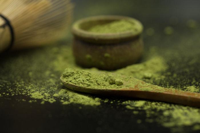 Green Veined Bali Supreme Kratom Powder