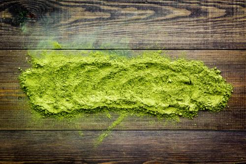 Green Veined Bentuangie KratomPowder