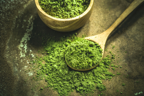 Green Veined Borneo Kratom Powder