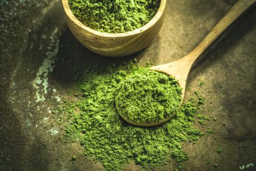 Green Veined Borneo Kratom Powder