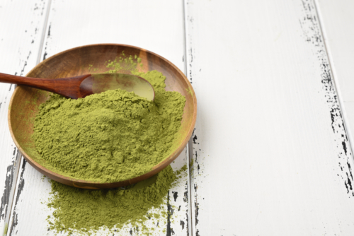 Green Veined Indonesian Kratom Powder