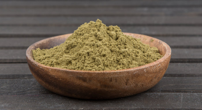 Red Veined Malay Kratom Powder