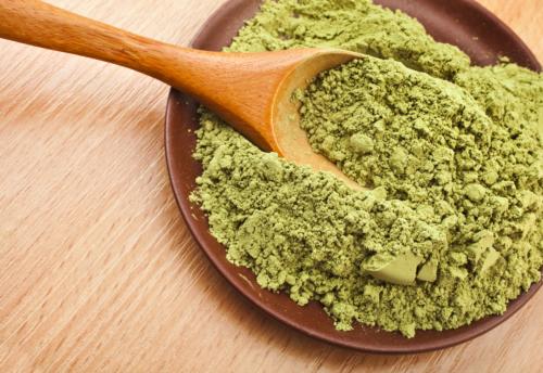 Red Veined Indo Supreme Kratom Powder