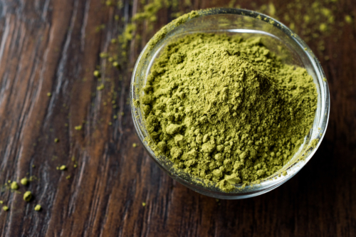 Red Veined Maeng Da Kratom Powder