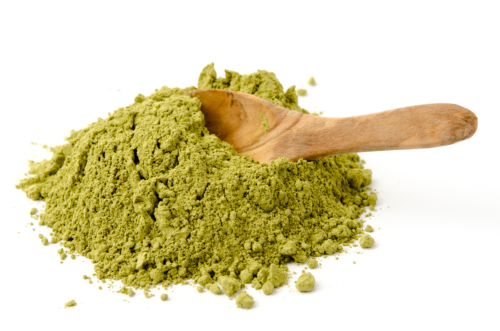 Red Veined Sumatra Kratom Powder