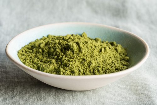 Red Veined Vietnam Kratom Powder