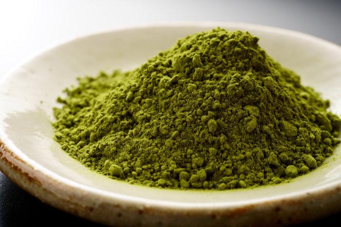 Red Veined Horned Leaf Maeng Da Kratom Powder