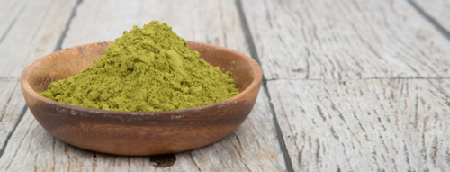Red Veined Borneo Kratom Powder