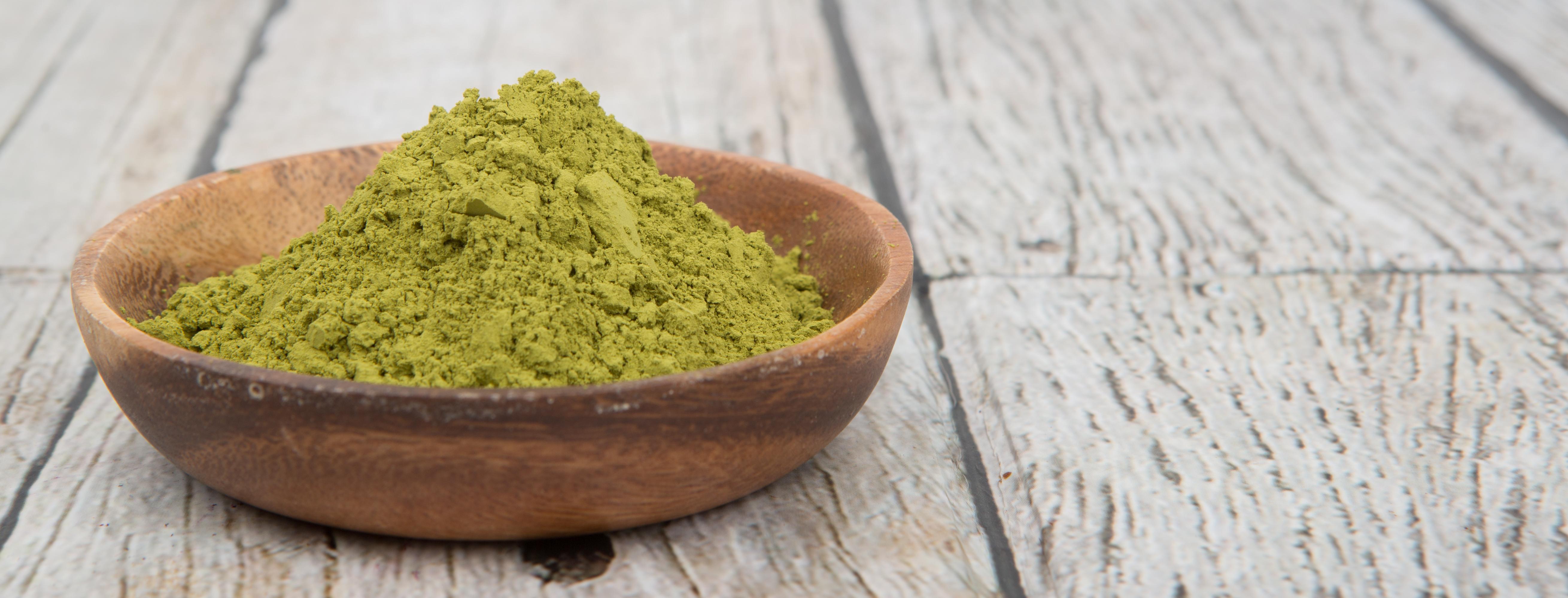 Red Veined Borneo Kratom Powder